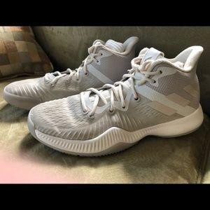 Adidas Basketball Sneakers.